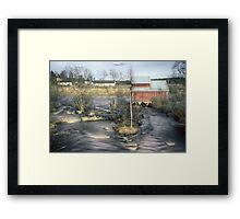 Old Mill 4 Framed Print