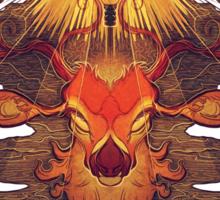 Eye Deer Sticker