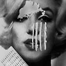 Marilyn Monroe by biancababee
