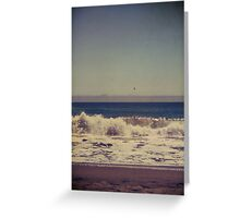 Beach Days Greeting Card