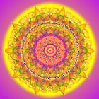 Mandala All is Karma All is Grace by shoffman