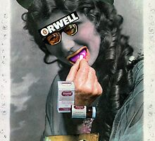 Orwellian Conclusion. by - nawroski -