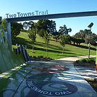 Two Towns Trail - Drouin to Warragul by Bev Pascoe