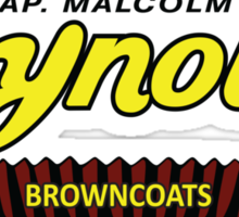 You got brown on my coat! Sticker