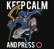 Sly Cooper - keep calm by dewiasma
