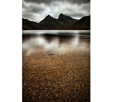 Mood of a Mountain Photographic Print