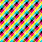 CMYK Plaid by nicwise