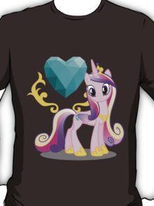 Princess Cadence with cutie mark T-Shirt