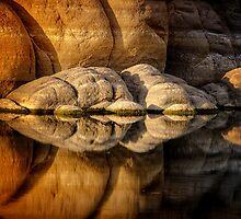 Granite Head 2 by Bob Larson