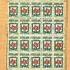 S&H GREEN STAMPS by LBStudios