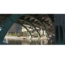 Bridge over the Colonel By Canal Photographic Print