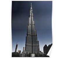 Burj Khalifa 3 Poster