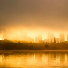 Morning Mist by redtree