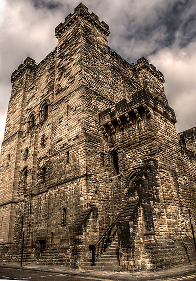 The Keep by Andrew Pounder