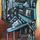 Cathouse by sandwoman