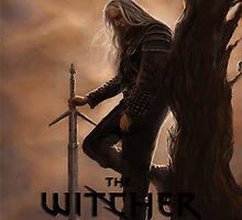 The Witcher - Geralt2 by Bianka90