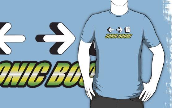 Sonic Boom! by GeekGamer