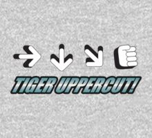 Tiger Uppercut Kids Clothes
