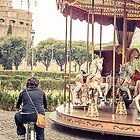 Carnival, Carousel, Fair, Italy, Rome by RichardPhoto