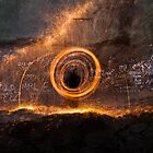 Steel Wool  by Kathryn  Burke