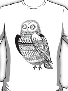 graphic owl T-Shirt