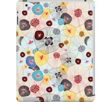 abstract pattern iPad Case/Skin