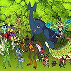 A Bug Pokemon's Life by PPdragon