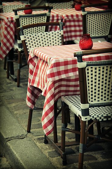 Gingham by Caroline Fournier