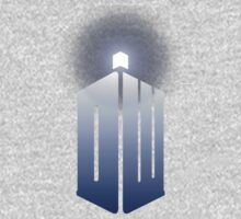 11th Doctor Logo Kids Clothes