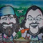 Hairy Bikers by JJLUCIA