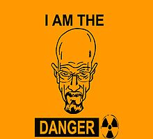 I am the danger - iphone by rettop70