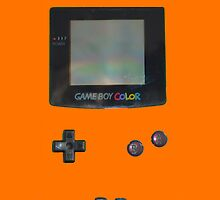 Orange Gameboy Colour by Sir Slay Design