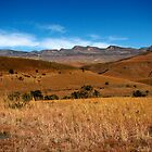 The Drakensberg by DebbyTownsend