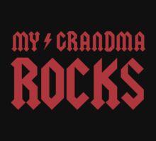 My Grandma Rocks! by racooon