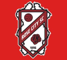 Rose City SC // America League // PCGD by pcgdstudios
