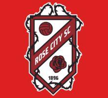 Rose City SC // America League // PCGD by pcgdstudios