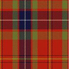 02308 Dalmagarry Tartan Fabric Print Iphone Case by Detnecs2013