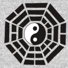 Pakua - Eight Trigrams design (Black) by neonblade