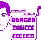 Dangah Zone PURPLE by PZero