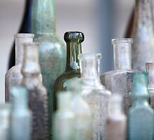 Antique bottles by mrivserg