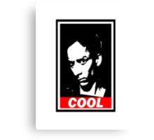 Abed, Cool Canvas Print