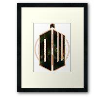 The Doctor's Home Framed Print