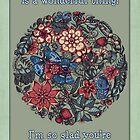 Circle of Friends Birthday Card by Micklyn2