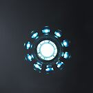Iron Man Arc Reactor Iphone/Ipod Case by Steelbound