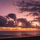 Pre-eclipse Dawn III - Port Douglas by Richard Heath