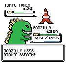 Godzilla I Choose You!! - Godzilla Pokemon Mashup by RetroReview