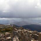 Mt Wellington - Hobart by pennyswork