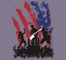 America Rocks by rawrclothing