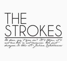 The Strokes - Is this it? by tomlefroy