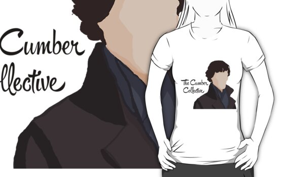The Cumber Collective (Sherlock Edition. Black Text) by TesniJade